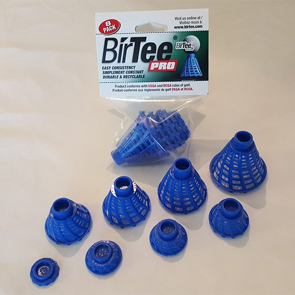Birtee 8 pack - blue