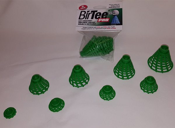 Birtee 8 pack - green