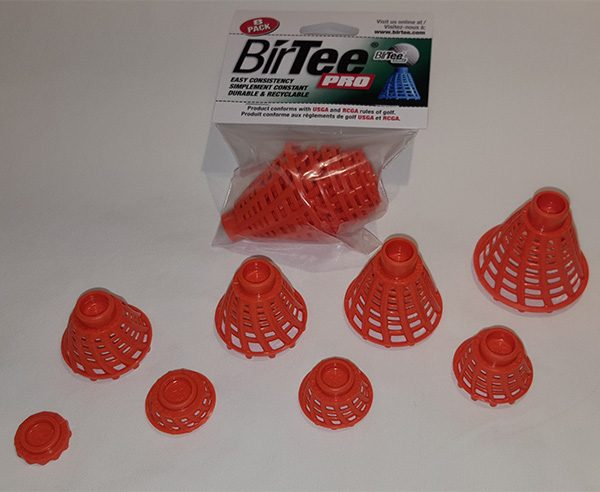 Birtee 8 pack - orange