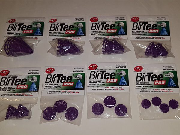 Birtee individual sizes - purple