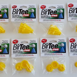 Birtee individual sizes - yellow